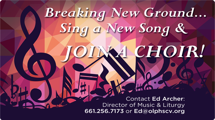 Join A Choir!
