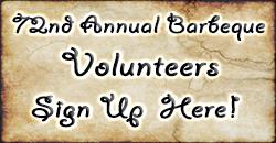 BBQ Volunteer Sign Up